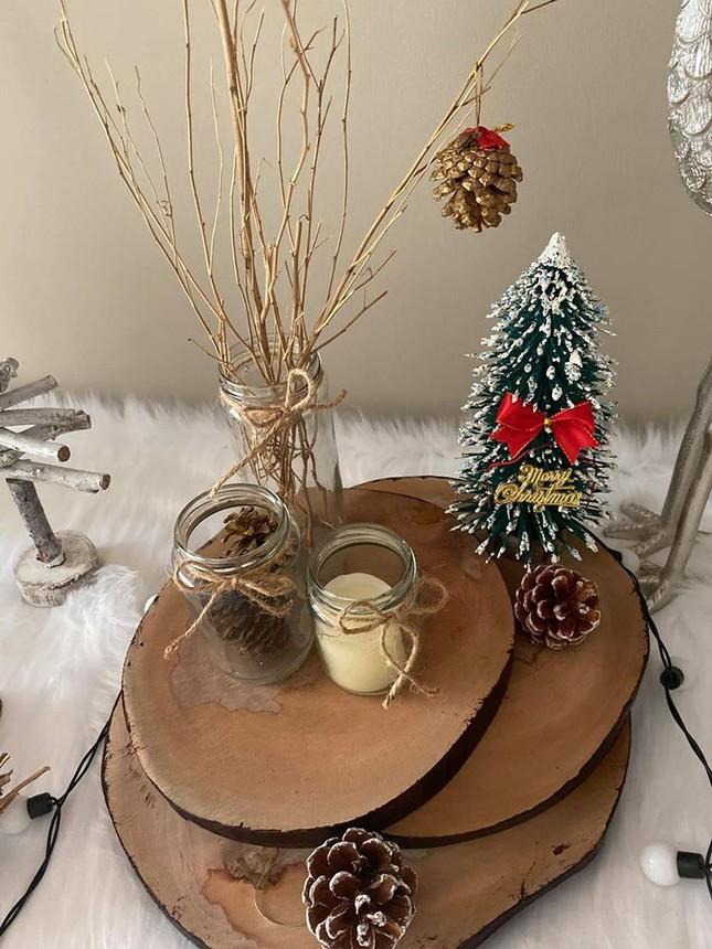 Ngất ngây ngắm loạt biệt thự của sao Việt lộng lẫy đón Giáng Sinh ảnh 7