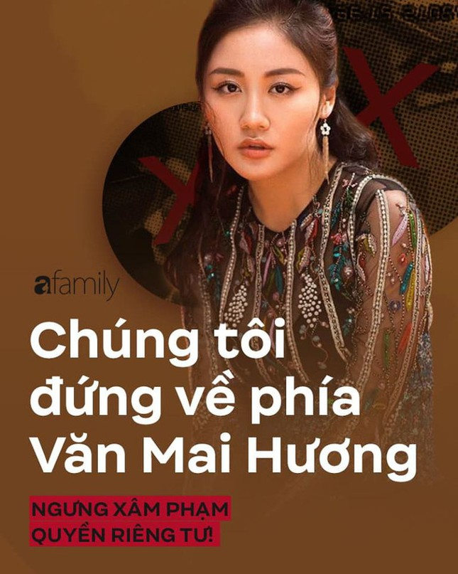 Xin lỗi Văn Mai Hương về đòi xem clip, diễn viên Người phán xử vẫn bị 'ném đá' ảnh 2