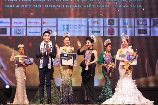 Á hậu Huỳnh Mai tổ chức đêm Gala kết nối doanh nhân Việt Nam – Malaysia ảnh 3