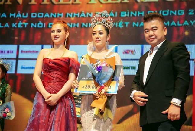 Á hậu Huỳnh Mai tổ chức đêm Gala kết nối doanh nhân Việt Nam – Malaysia ảnh 5