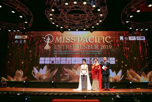 Á hậu Huỳnh Mai tổ chức đêm Gala kết nối doanh nhân Việt Nam – Malaysia ảnh 1