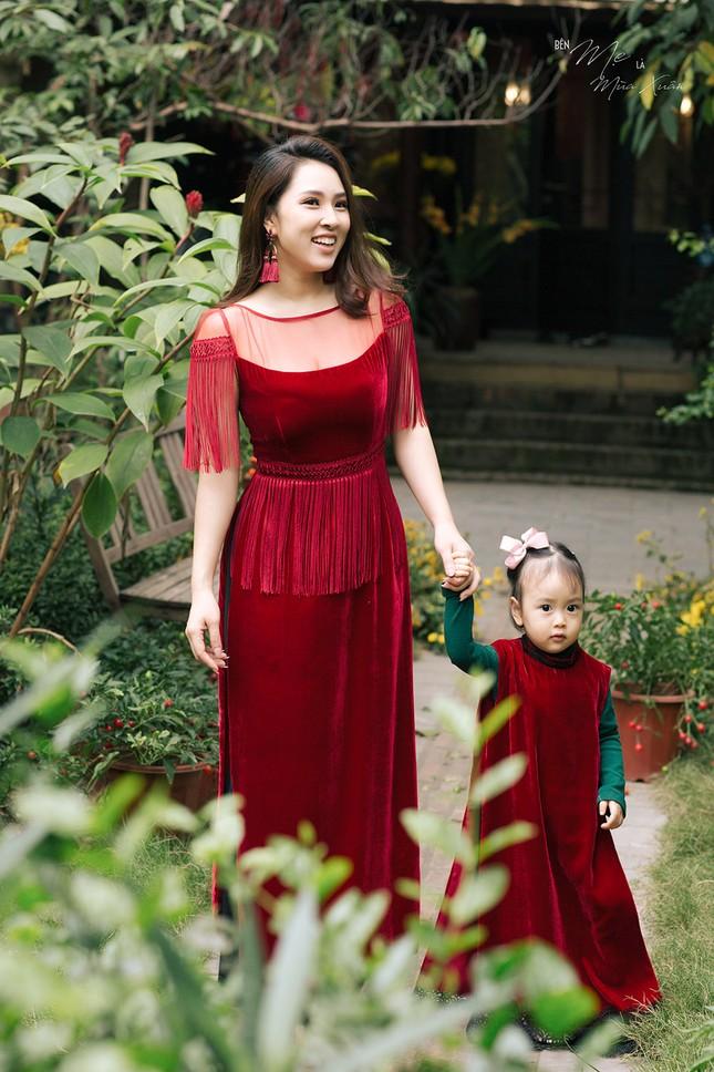 Hoa hậu Ngô Phương Lan bật mí kế hoạch đón cái Tết đầu tiên bên con gái ảnh 4