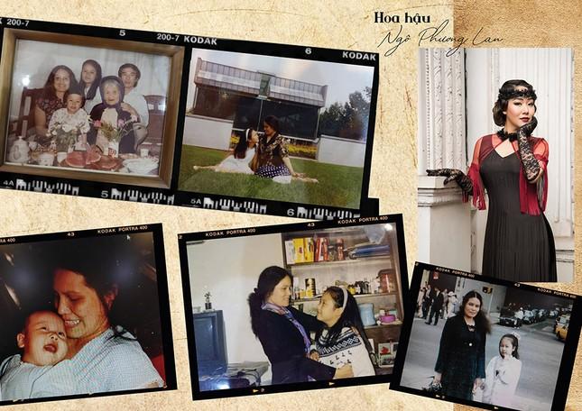 Hoa hậu Ngô Phương Lan bật mí kế hoạch đón cái Tết đầu tiên bên con gái ảnh 2
