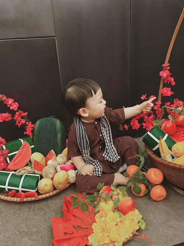 Dàn Hoa, Á hậu khoe nhà đẹp trang hoàng lộng lẫy chuẩn bị đón Giao thừa ảnh 8