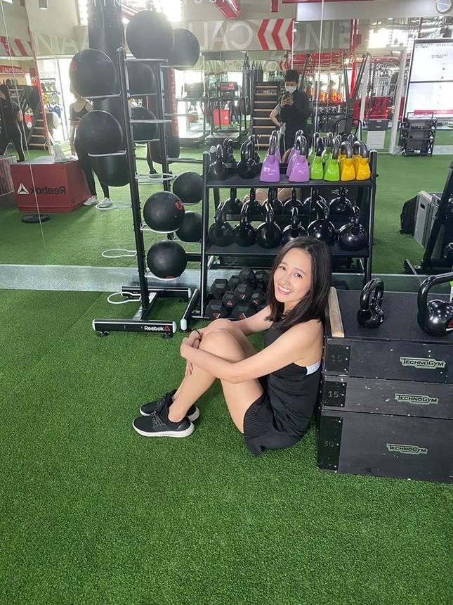Á hậu Huyền My mặc bikini nóng bỏng ở Thái Lan ảnh 9