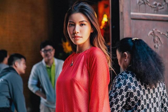 Á hậu Huyền My mặc bikini nóng bỏng ở Thái Lan ảnh 7