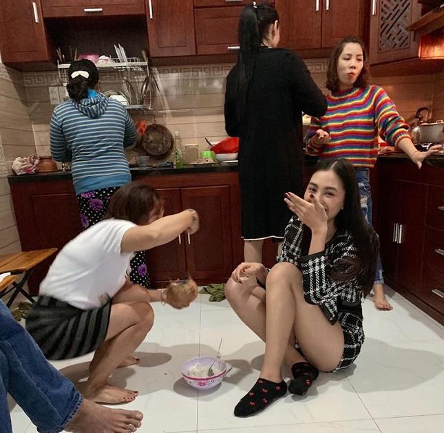 Á hậu Huyền My mặc bikini nóng bỏng ở Thái Lan ảnh 5