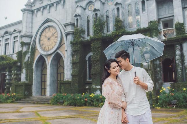 Duy Mạnh - Quỳnh Anh tung ảnh cưới lãng mạn ngay trước đám cưới ảnh 5