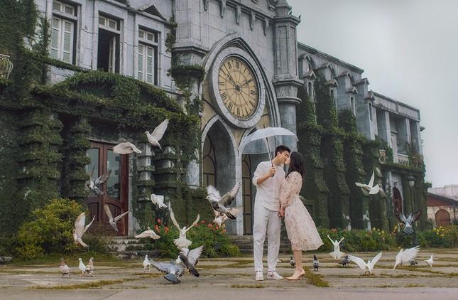 Duy Mạnh - Quỳnh Anh tung ảnh cưới lãng mạn ngay trước đám cưới ảnh 6