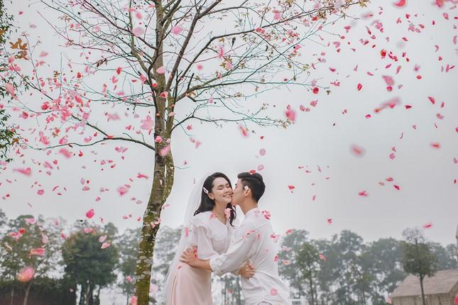 Duy Mạnh - Quỳnh Anh tung ảnh cưới lãng mạn ngay trước đám cưới ảnh 8