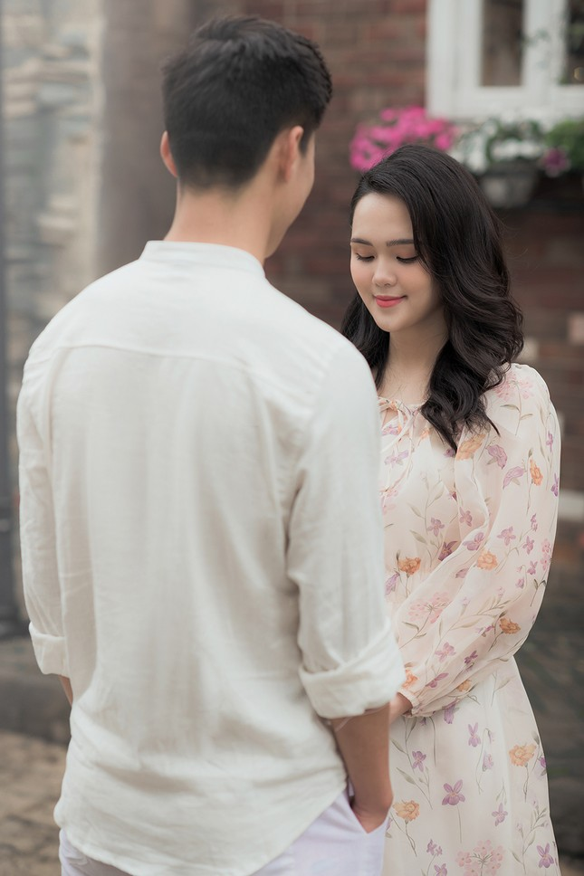 Duy Mạnh - Quỳnh Anh tung ảnh cưới lãng mạn ngay trước đám cưới ảnh 10