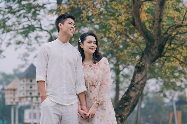 Duy Mạnh - Quỳnh Anh tung ảnh cưới lãng mạn ngay trước đám cưới ảnh 2