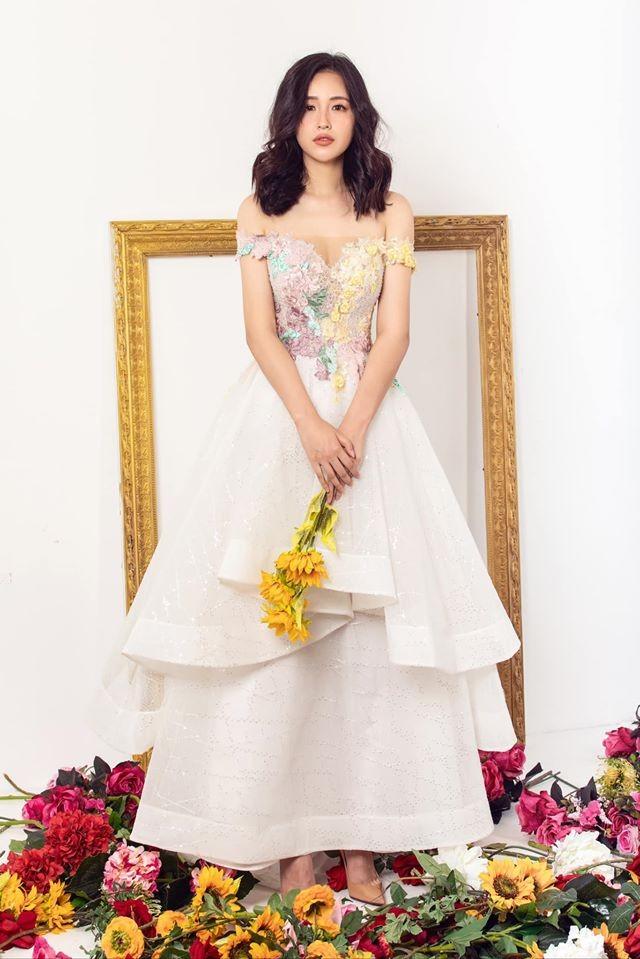 Mai Phương Thuý mặc dạ hội trễ nải vòng 1 nóng bỏng, hoá công chúa trong cổ tích ảnh 4