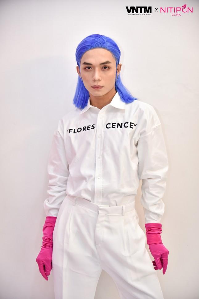 'Bản sao' của Hoàng Thuỳ lọt top 30 Vietnam's Next Top Model 2020 ảnh 13