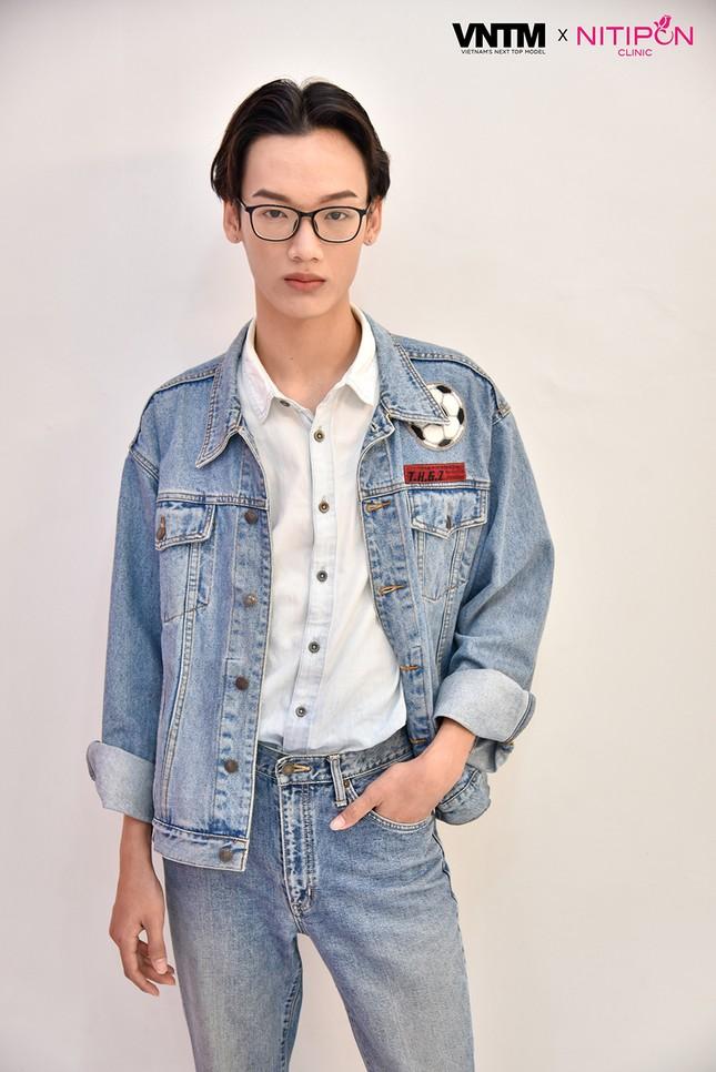'Bản sao' của Hoàng Thuỳ lọt top 30 Vietnam's Next Top Model 2020 ảnh 2