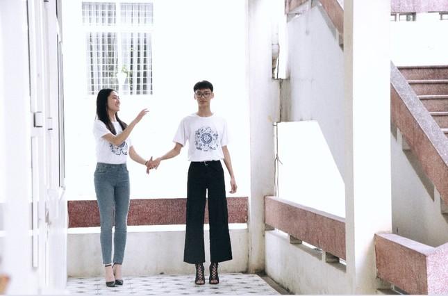 'Bản sao' của Hoàng Thuỳ lọt top 30 Vietnam's Next Top Model 2020 ảnh 1