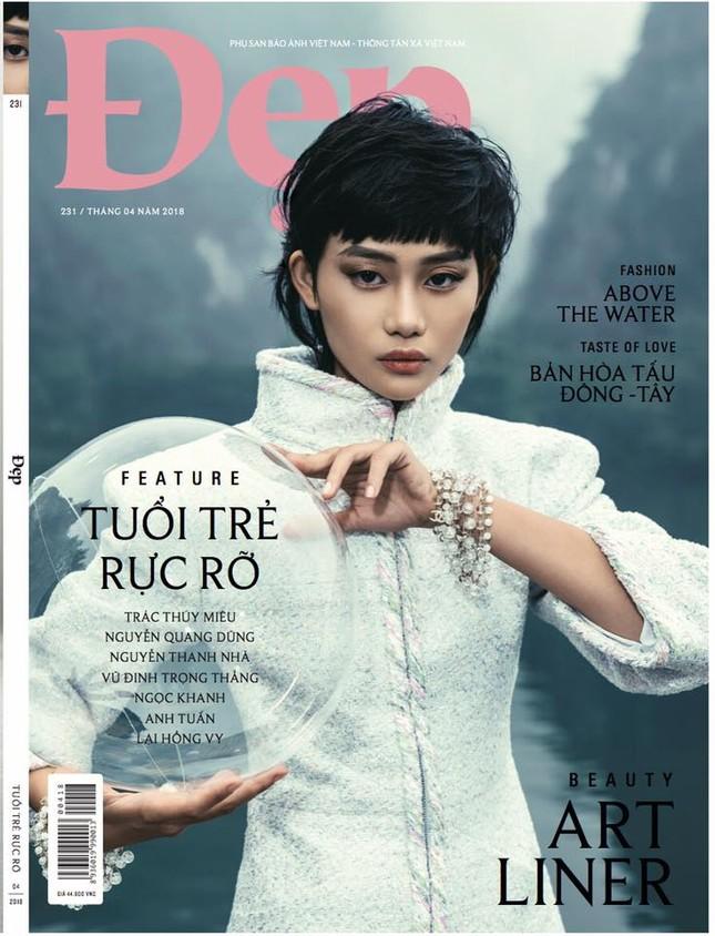 'Bản sao' của Hoàng Thuỳ lọt top 30 Vietnam's Next Top Model 2020 ảnh 8