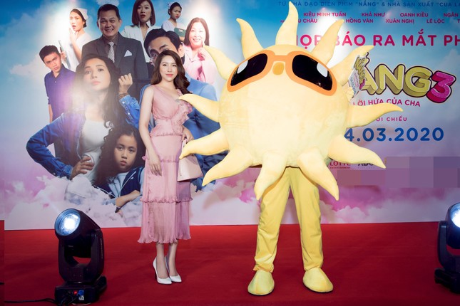 Ngọc Sơn, Kiều Minh Tuấn bảnh bao hội ngộ Hoa hậu Lê Thu Thảo ảnh 6