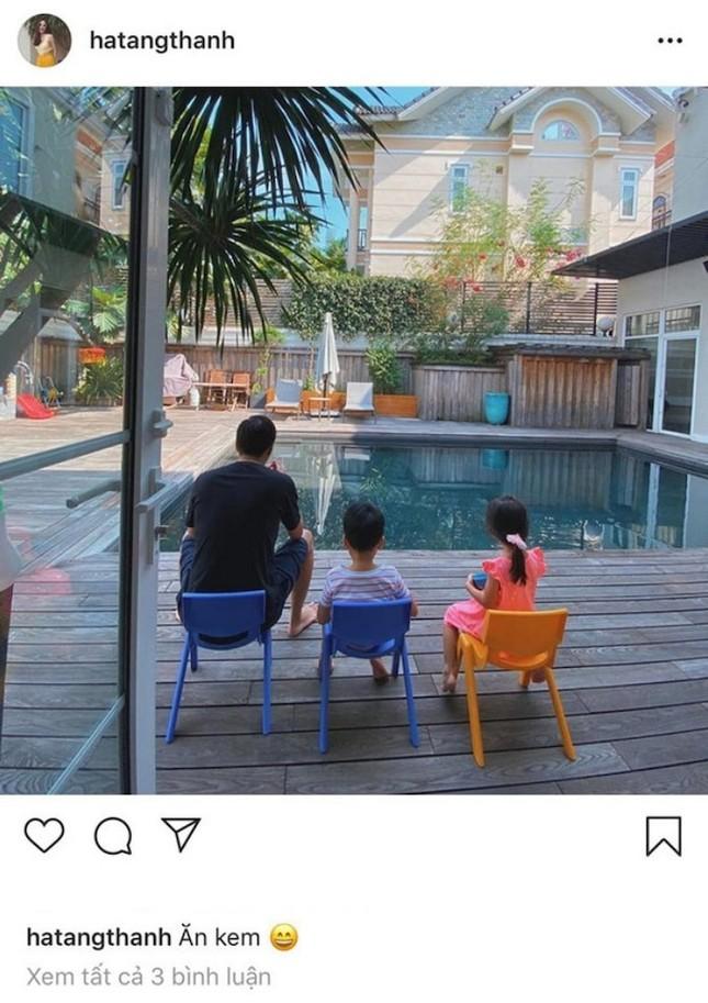 Tăng Thanh Hà hiếm hoi khoe ảnh cận mặt con gái đáng yêu khiến fans thích thú ảnh 4
