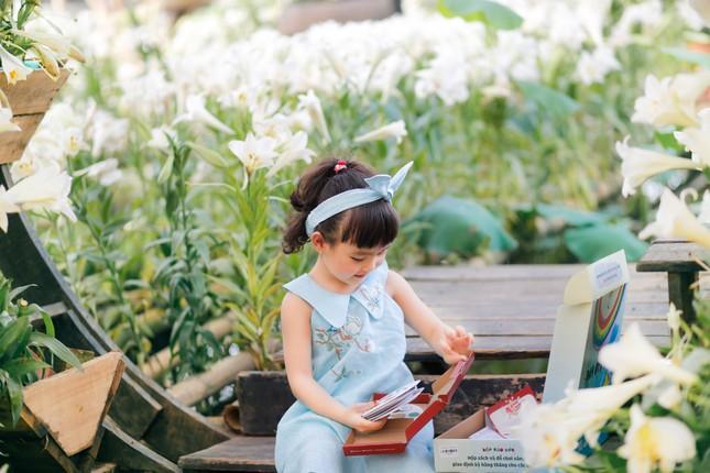 Ngọc Hân hé lộ ông xã tương lai mong có con gái đáng yêu như bé Cherry nhà Hồng Quế ảnh 8