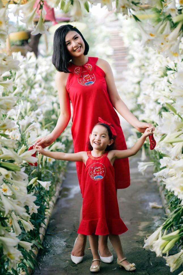 Ngọc Hân hé lộ ông xã tương lai mong có con gái đáng yêu như bé Cherry nhà Hồng Quế ảnh 5