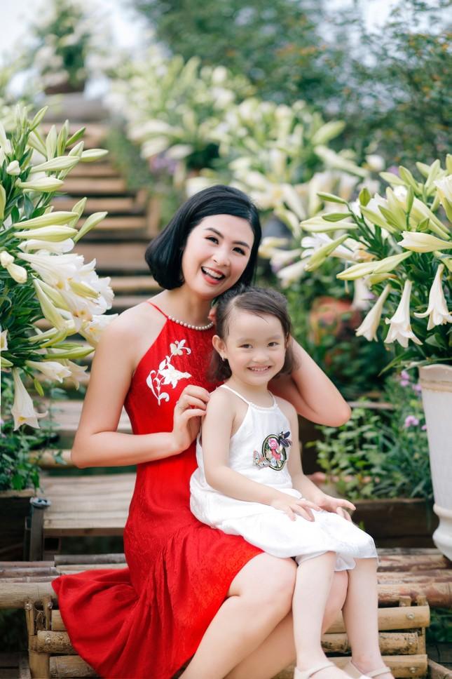 Ngọc Hân hé lộ ông xã tương lai mong có con gái đáng yêu như bé Cherry nhà Hồng Quế ảnh 1