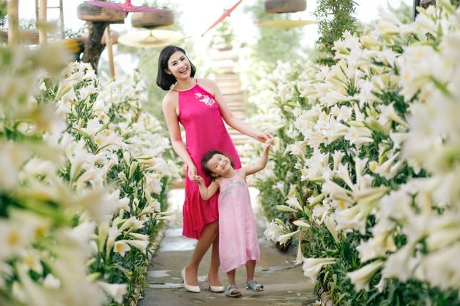 Ngọc Hân hé lộ ông xã tương lai mong có con gái đáng yêu như bé Cherry nhà Hồng Quế ảnh 2