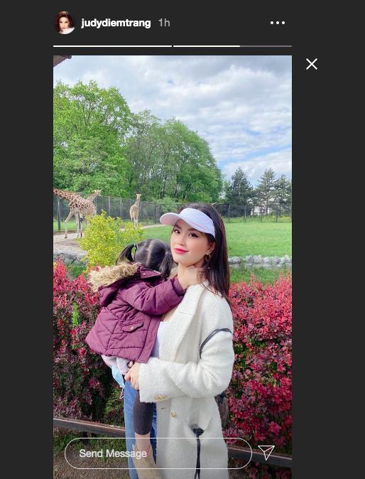 Hoa hậu Thu Thảo hạ sinh con trai, gia đình nhỏ đã 'đủ nếp đủ tẻ' cực hạnh phúc ảnh 10