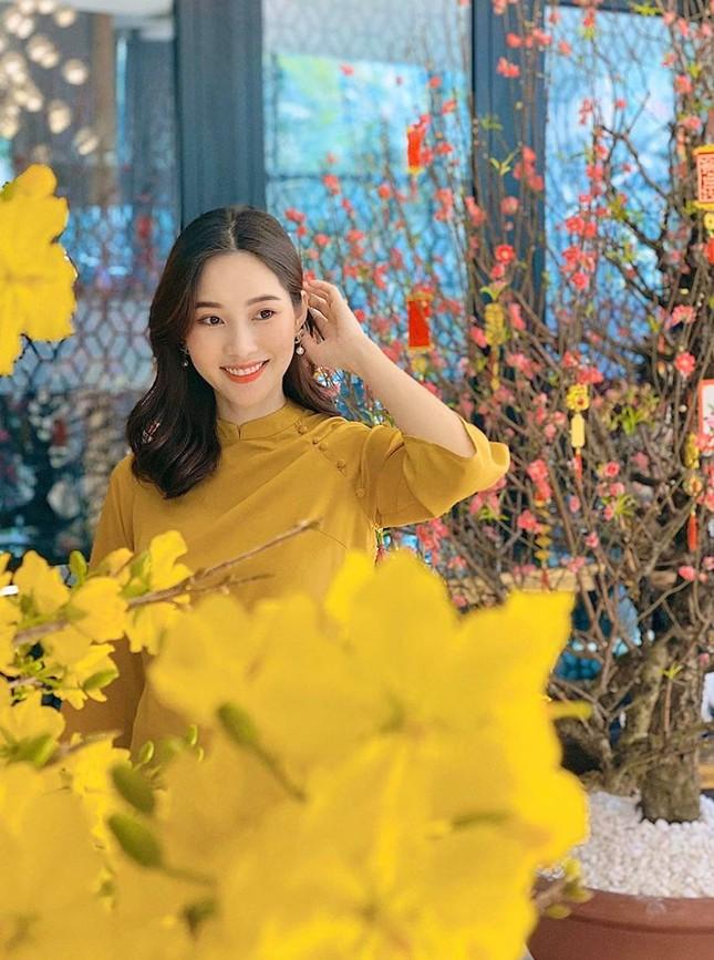 Nhan sắc vẫn xinh đẹp 'không tì vết' của Hoa hậu Thu Thảo khi bầu bí lần 2 ảnh 6