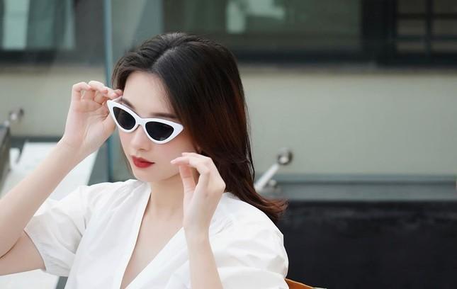 Nhan sắc vẫn xinh đẹp 'không tì vết' của Hoa hậu Thu Thảo khi bầu bí lần 2 ảnh 3