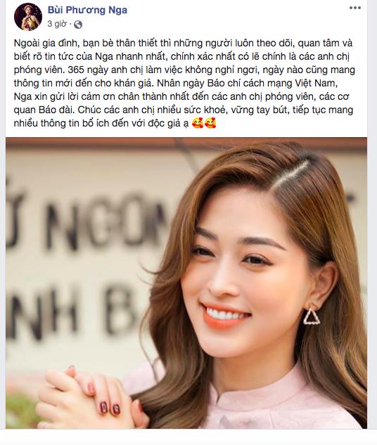Dàn Hoa hậu, Á hậu đăng ảnh áo dài trắng gửi lời chúc mừng ngày Báo chí CMVN 21/6 ảnh 6