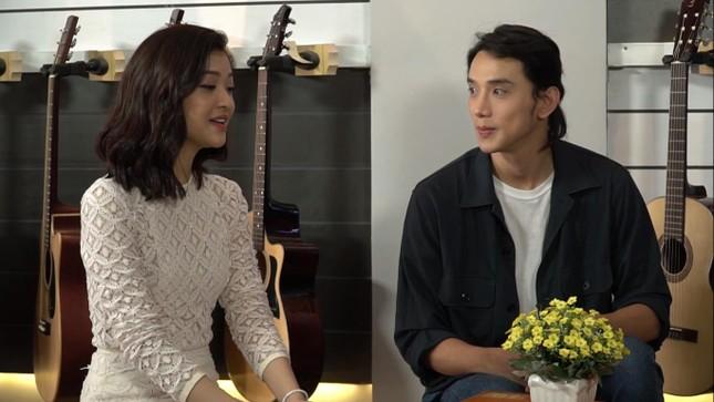 Á hậu Kiều Loan tái xuất làm MC, trổ tài ca hát bên 'trai đẹp' Thuận Nguyễn ảnh 8