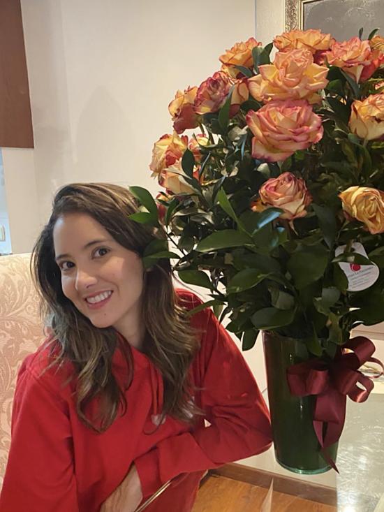 Hoa hậu Hoàn vũ Colombia tươi tắn xuất viện sau khi bị cưa chân trái ảnh 3