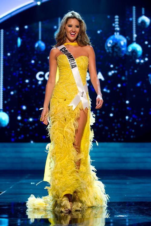 Hoa hậu Hoàn vũ Colombia tươi tắn xuất viện sau khi bị cưa chân trái ảnh 4