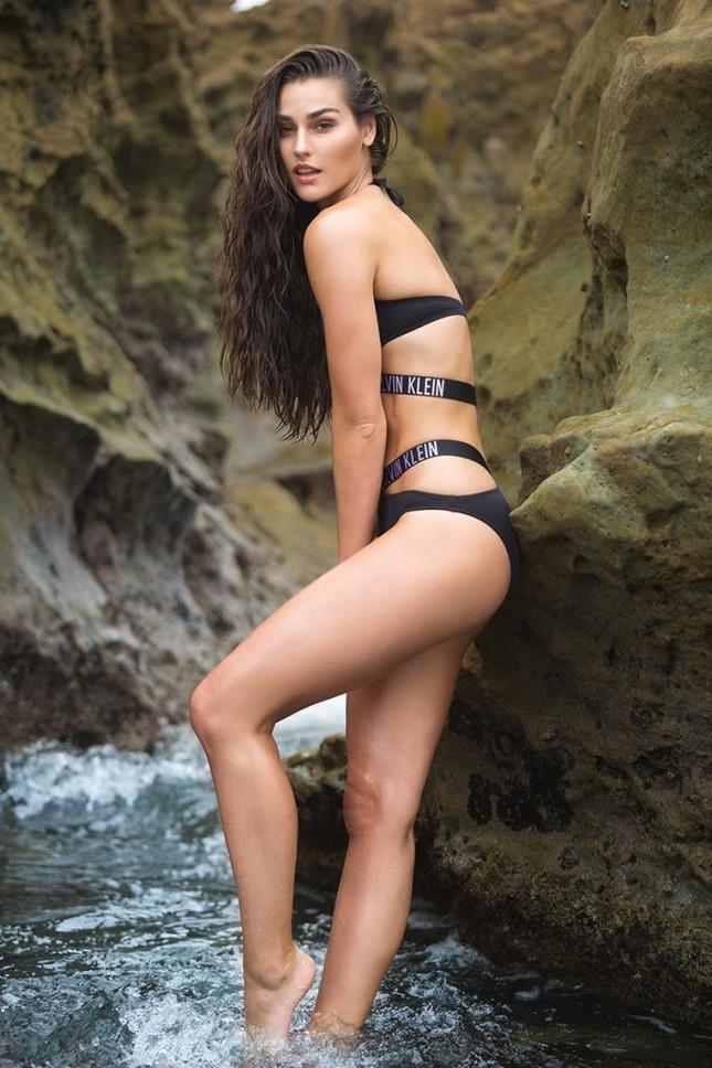 Tân Hoa hậu Trái Đất Mỹ gây choáng ngợp với nhan sắc nóng bỏng, xinh đẹp ảnh 7
