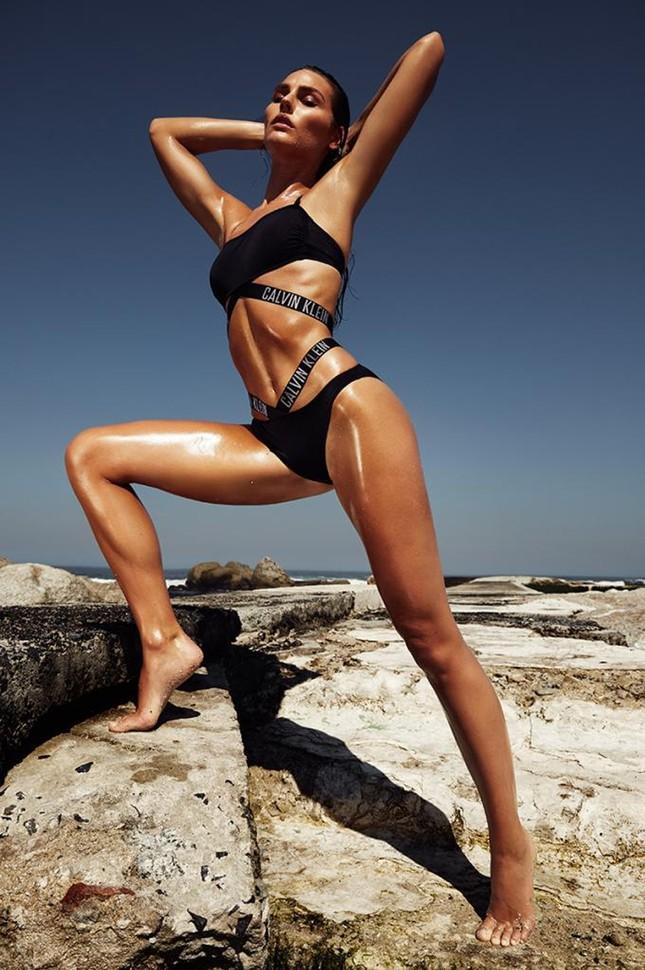 Tân Hoa hậu Trái Đất Mỹ gây choáng ngợp với nhan sắc nóng bỏng, xinh đẹp ảnh 8