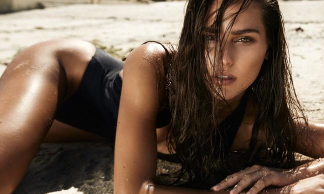 Tân Hoa hậu Trái Đất Mỹ gây choáng ngợp với nhan sắc nóng bỏng, xinh đẹp ảnh 6