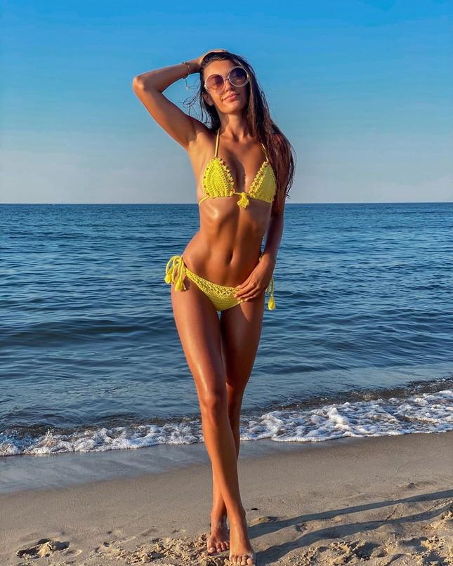 Tân Hoa hậu Trái đất Ba Lan nóng bỏng không thua kém 'thiên thần' Victoria's Secret ảnh 9