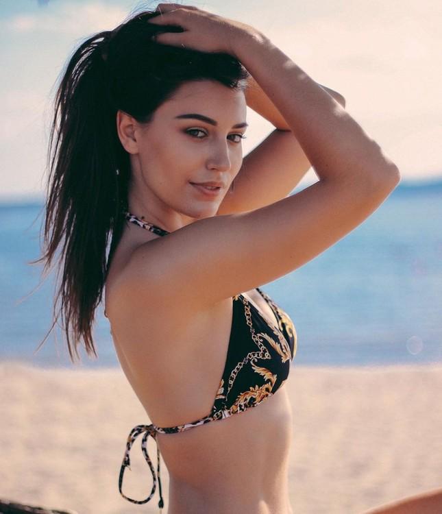 Tân Hoa hậu Trái đất Ba Lan nóng bỏng không thua kém 'thiên thần' Victoria's Secret ảnh 11