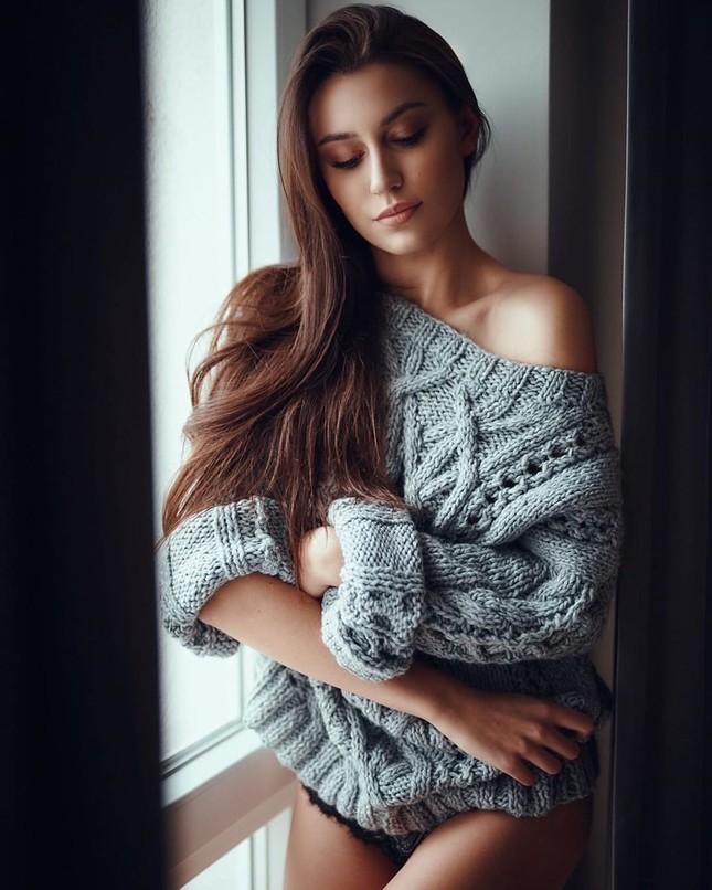 Tân Hoa hậu Trái đất Ba Lan nóng bỏng không thua kém 'thiên thần' Victoria's Secret ảnh 12