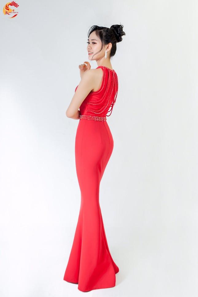 Đồng hương của H'Hen Niê sở hữu đường cong chữ S nóng bỏng thi Hoa hậu Việt Nam ảnh 4