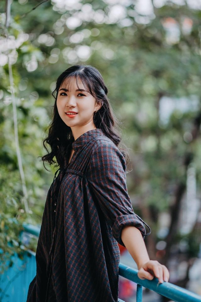 Học trò của siêu mẫu Xuân Lan dự thi Hoa hậu Việt Nam 2020 ảnh 1