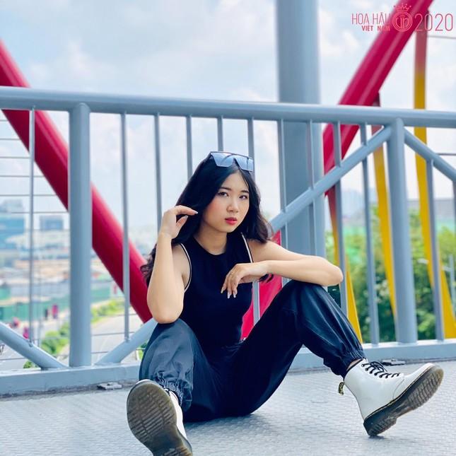 Học trò của siêu mẫu Xuân Lan dự thi Hoa hậu Việt Nam 2020 ảnh 3