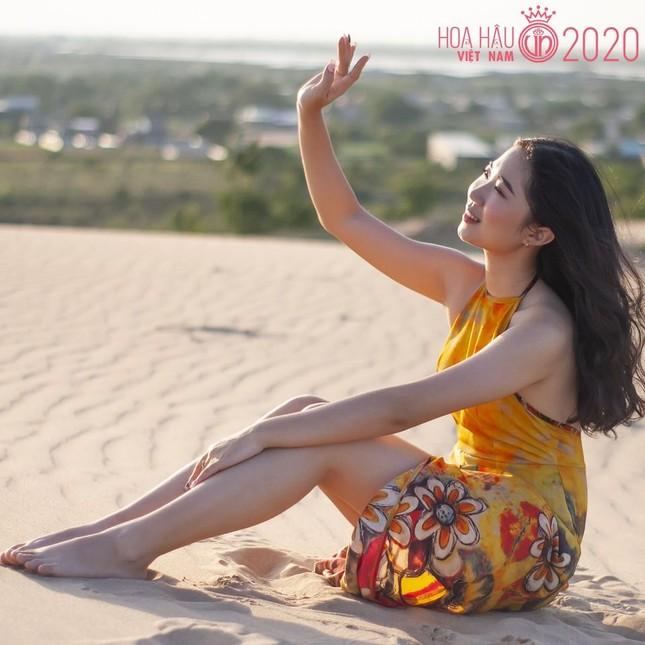 Học trò của siêu mẫu Xuân Lan dự thi Hoa hậu Việt Nam 2020 ảnh 4