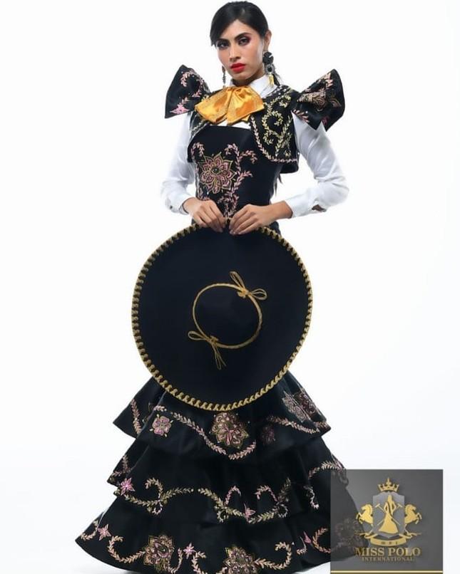 Vận động viên đai đen Taekwondo lên ngôi Hoa hậu Trái đất Mexico ảnh 8