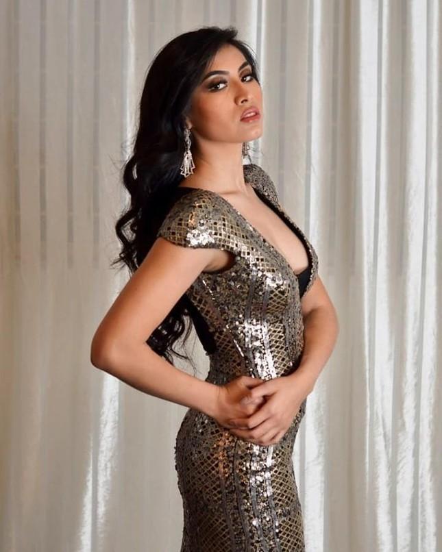 Vận động viên đai đen Taekwondo lên ngôi Hoa hậu Trái đất Mexico ảnh 9