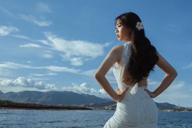 Học trò của siêu mẫu Xuân Lan dự thi Hoa hậu Việt Nam 2020 ảnh 7