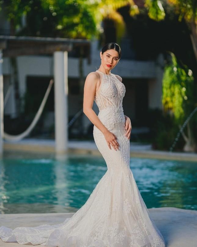 Vận động viên đai đen Taekwondo lên ngôi Hoa hậu Trái đất Mexico ảnh 10