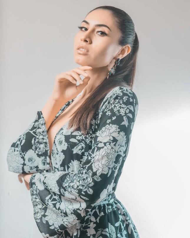 Vận động viên đai đen Taekwondo lên ngôi Hoa hậu Trái đất Mexico ảnh 11