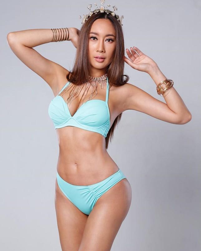 Nữ DJ nghiện thẩm mỹ gây sốc khi lần thứ 2 được chỉ định thành Hoa hậu Trái đất Thái Lan ảnh 12